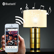 Twitfish Wireless Bluetooth Bulb BB Speaker Boombox LED Lamp For Mobile Tablet
