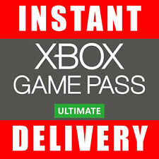 Xbox Live Gold & Game Pass Ultimate Membership 1, 2, 3, 6, 12 Month & 7, 14 Days