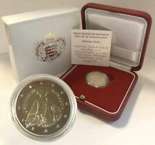 2 Euro Sondermünze/Gedenkmünze Monaco 2020  Prinz Honore III PP Proof AB LAGER
