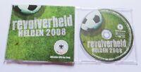 Revolverheld - Helden 2008 - Maxi CD MCD mit Video