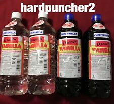 2 Dark 2 Clear Mexican Vanilla Danncy (plastic bottles)