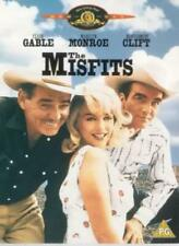 The Misfits [DVD] [1961] By Russell Metty,George Tomasini,Clark Gable,Marilyn.