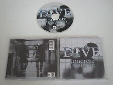 DIVE/CONCRETE JUNGLE(MHCD018) CD ALBUM