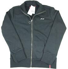 Mexx Jacke Sweatshirtjacke schwarz Kinder Damen Mädchen Größe S Neu