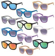 Ovale Markenlose Herren-Sonnenbrillen aus Kunststoff