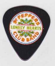 The BEATLES GUITAR PICK SGT. PEPPERS LONLEY HEARTS CLUB BAND Fab Four Rock Roll