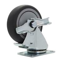 "Traxion Engineered Products 910238R 3.0/"" SWIVEL CASTER NO BRAKE"