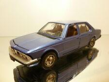 MEBETOYS 6739 BMW 730  - BLUE METALLIC 1:24 - GOOD CONDITION
