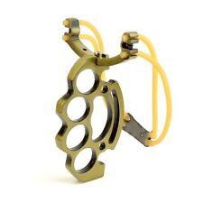 Powerful Hunting Slingshot Wrist Brace High Velocity Catapult Fishing Sling Shot