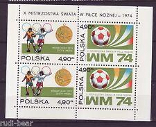 Polen Block  59  ** Fusball WM