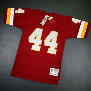 100% Authentic John Riggins Mitchell Ness 1983 Redskins Jersey Size 36 S Mens