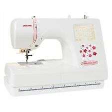 Janome MC370E Embroidery only Machine + Bonuses