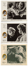 "THE SERVANT - 1964 - THREE ORIGINAL 11""X14"" LOBBY CARD - DIRK BOGARDE SARAH MILS"