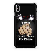 Angry Birds Black Bird iPhone 4S Case - Custodia rigida per iPhone