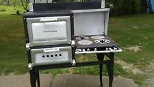 RADIANT HOME ~ Antique Gas Cook Stove.