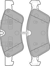 PD8 FRONT Brake Pads To Suit M-CLASS ML 350 CDI 4-matic (164.122) DIESEL