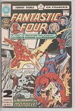 FANTASTIC FOUR #97/98 French Comic Français EDITIONS HERITAGE