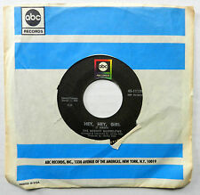 THE MIGHTY MARVELOWS 45 Hey, Hey, Girl / Wait, Be Cool ABC Soul #B255