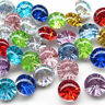 New 10/50PCS Clear Plastic Buttons Half Ball 13mm Sewing Craft