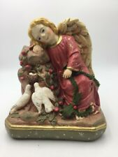 The San Francisco Music Box Company Hark The Harold Angels Sing Christmas Decor