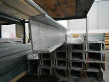 Steel C Channel For 75mm Sleeper Retaining Wall HD Galvanised U Channel