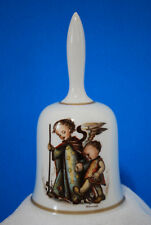 Hummel Christmas Bell 1974 Art of Sister Berta West Germany Guardian Angel