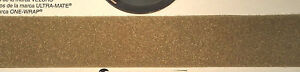 """2"""" LOOP FASTENERS ARMY MILITARY ABU ACU TAN COLOR #499 ONE  ROLL SEW ON 50 YARDS"""