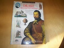 snapping turtle book drake & the elizabethan explorers NEW