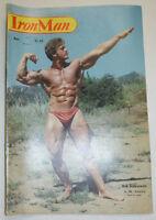 Iron Man Magazine Bob Jodkiewicz November 1979 110514R
