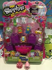 SHOPKINS SEASON 2 12 Pack Fluffy Baby - Special Edition PINK Dribbles - #121