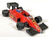 Majorette 282 Ferrari F1 Red 1/55 Vintage Diecast France C913