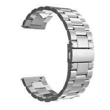 Modern Edelstahl Ersatz Uhrenarmband Metall Frame Shell für Fitbit Blaze DE SHIP