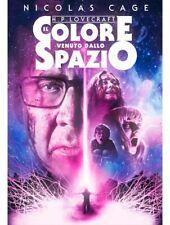 IL COLORE VENUTO DALLO SPAZIO  DVD FANTASCIENZA