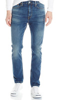 Genuine LEVIS 510 Skinny Fit Stretch Mens Jeans LEVI Blue  #0621