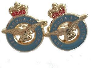 RAF Royal Air Force Cufflinks