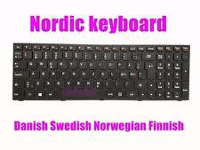 Nordic keyboard for Lenovo G50-30/G50-45/G50-70/G50-70m/G50-80