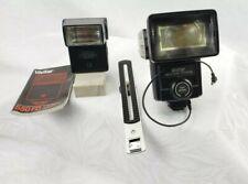 Excellent+* Vivitar Electronic Flash 550FD  Auto Thyristor & 285HV -Tested