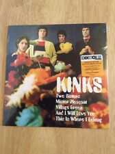 "RSD 2016 Kinks 7"" Vinyl Sealed New Two Sisters Mister Pleasant Village Green"