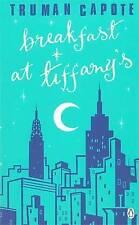 Breakfast at Tiffany's Truman Capote Paperback Book