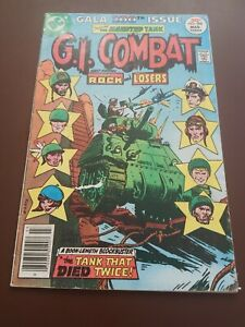 G.I. Combat #200 1977 The Tank That Died Twice 4.0 VG