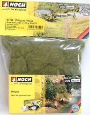 NOCH 07100 Wild Grass 6mm - Meadow 50g - Model Railway