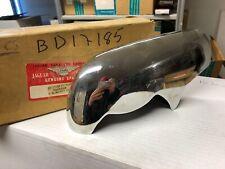 BD17185 Jaguar Rear Overrider LH NOS