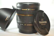 Tamron SP Aspherical 24-135mm AD macro FX lens for Canon EOS Rebel 90D 80D 5D 6D