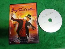 USED DVD Movie  The Big Shot Caller    (L)