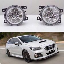 SUBARU LEVORG V1 - 6000k HIGH POWER FULL LED FOG LIGHTS / DRIVING LAMPS 2016+