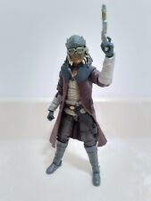 Star Wars The Black Series Hondo Ohnaka Exclusive Great Condition