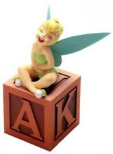 """WDCC DISNEY PETER PAN SCULPTURE """"A FIREFLY! A PIXIE! AMAZING!"""" LE TINKER BELL"""