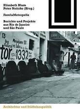 FavelaMetropolis (Bauwelt Fundamente) (German Edition)