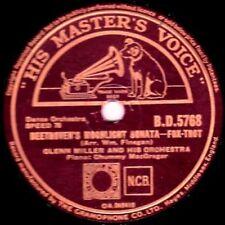 Vinyles Glenn Miller jazz Big Band, Swing