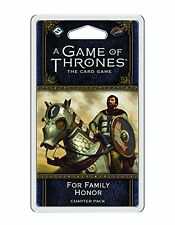 A Game of Thrones LCG 2nd Edition: Family Honor Card Game